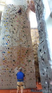 Rock climbers, covered by Advance Health Care Directives in place