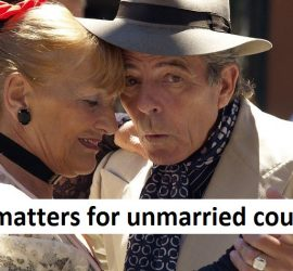 Estate planning is a necessity for unmarried couples